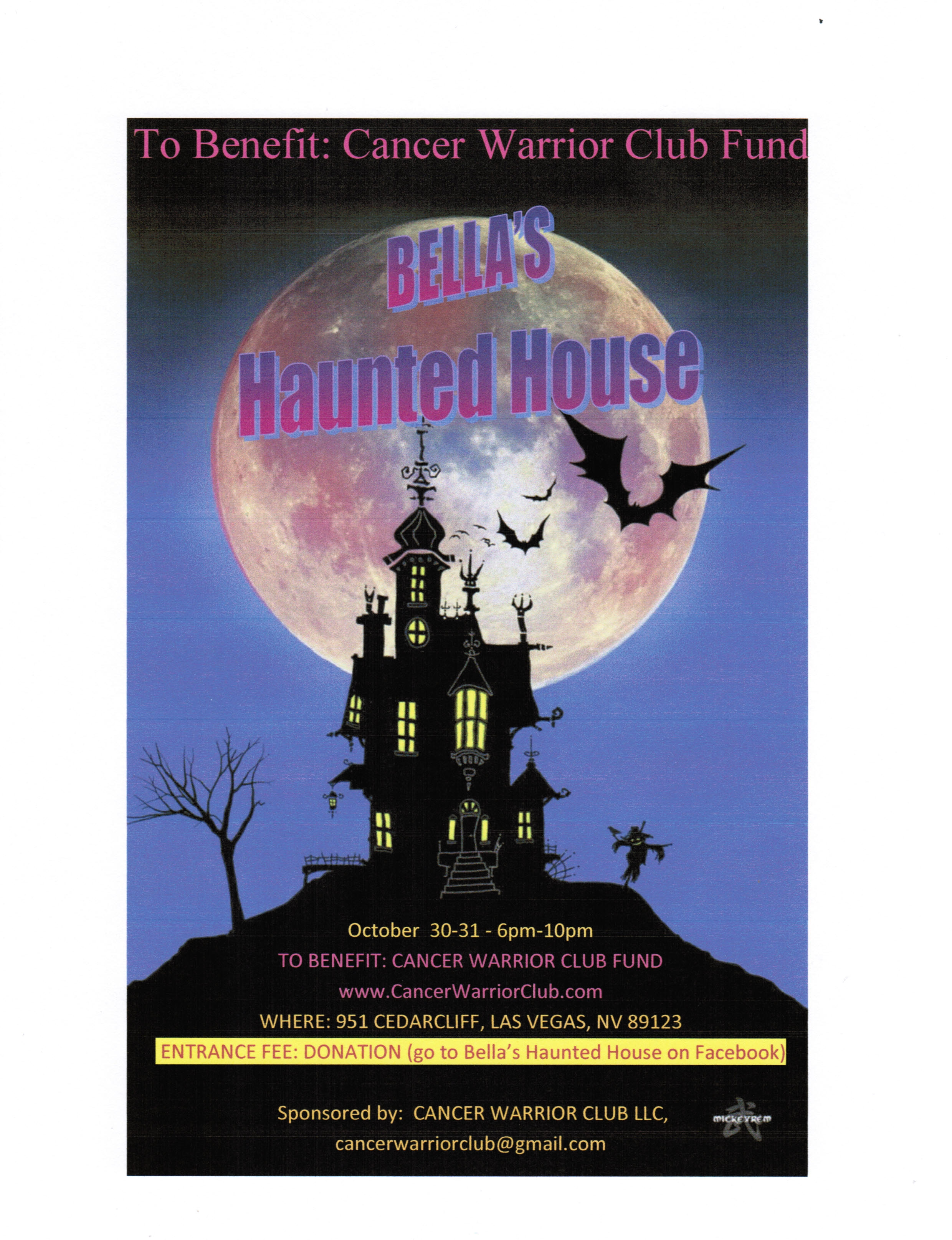 bellas-haunted-house-flyer-pic